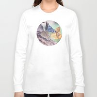 magic the gathering Long Sleeve T-shirts featuring Gathering by MNO Photography