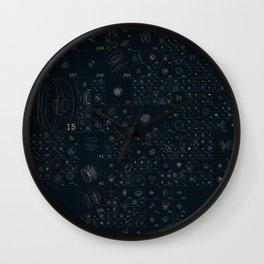 HUDs 017 Wall Clock
