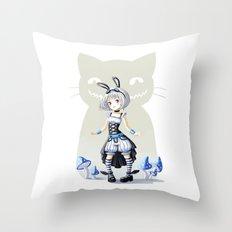 Alice Throw Pillow