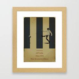WBA - Astle Framed Art Print