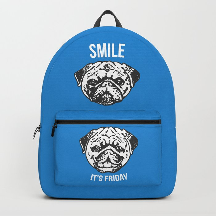 Smile It's Friday! Backpack