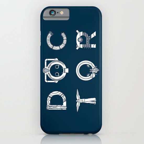 DOCTOR - clean tee print version iPhone & iPod Case
