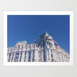 Nice is an Understatement Art Print