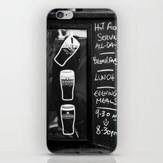 Liquid Lunch iPhone & iPod Skin