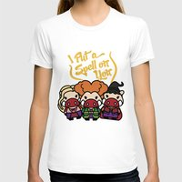 hocus pocus T-shirts featuring Hocus Pocus by worldboar