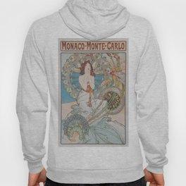 Vintage poster - Monte Carlo Hoody