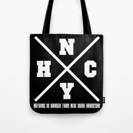 New York hardcore Tote Bag