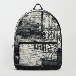 BOIS & CHARBONS Backpack
