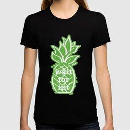 wait for iiit T-shirt