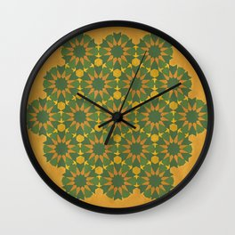 Satya Sena Wall Clock