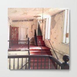 Hudson Opera House, upstairs Metal Print