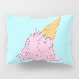 Unicorn melts Pillow Sham