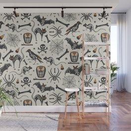 Halloween X-Ray Wall Mural