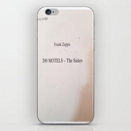 Score iPhone Skin