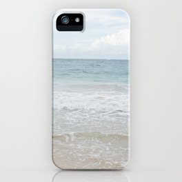 Puerto Rico Beach iPhone Case