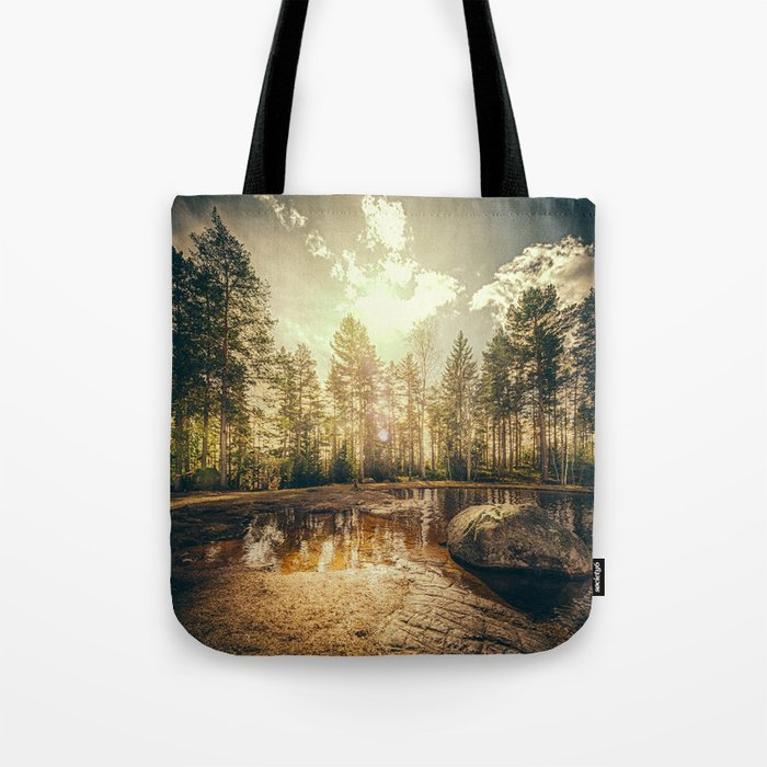 Sonne II Tote Bag