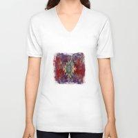 southwest V-neck T-shirts featuring southwest dream by design lunatic
