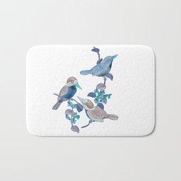 Future Birds Bath Mat