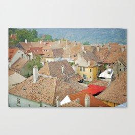 Transylvania II Canvas Print