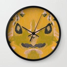 Double Jolt Wall Clock
