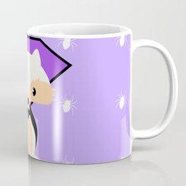 Count Foxula Coffee Mug