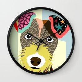 Lakeland Terrier Wall Clock