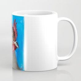 "50's Chicken ""Claire"" Coffee Mug"