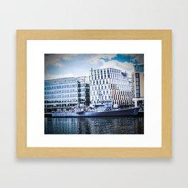 LÉ Ciara Framed Art Print