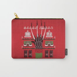 Ugly Nightmare of a Sweater Carry-All Pouch