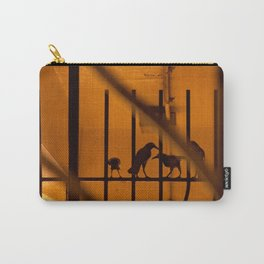 Family crow Carry-All Pouch