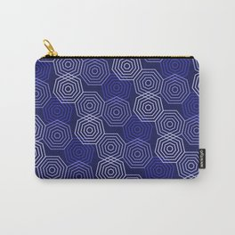 Op Art 117 Carry-All Pouch