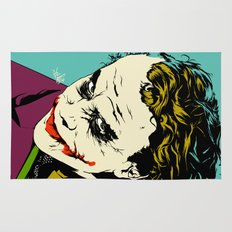Joker So Serious Rug