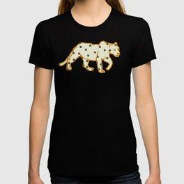 Leopard at Night T-shirt