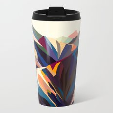Mountains original Metal Travel Mug