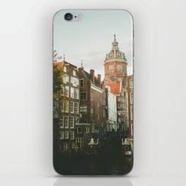Old Amsterdam iPhone Skin