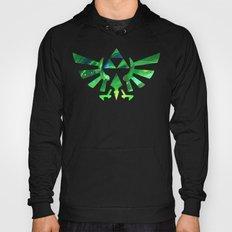 The Legend of Zelda Triforce Green Hoody