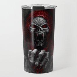 Skulls N' Smoke Travel Mug