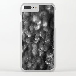 Mud Pet Clear iPhone Case