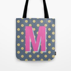 M is for Magical Tote Bag