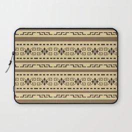 Big lebowski cardigan pattern Laptop Sleeve