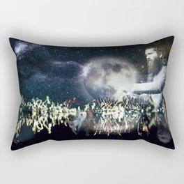 Saving space Rectangular Pillow