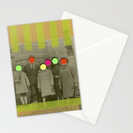 Fluo Family Stationery Cards