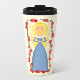 Sleeping Beauty Travel Mug