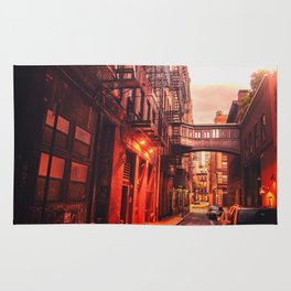 New York City Alley Rug
