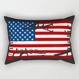 USA Rectangular Pillow