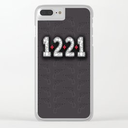 Clue Clear iPhone Case