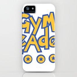 Gym Leader iPhone Case