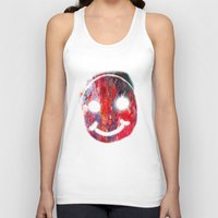 kids Tank Tops featuring Kids by Megan Spencer