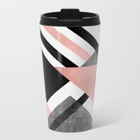 Foldings 2 Metal Travel Mug