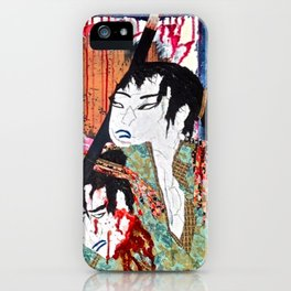 This is Only the Beginning of the Vanquishing of His Enemies... iPhone Case
